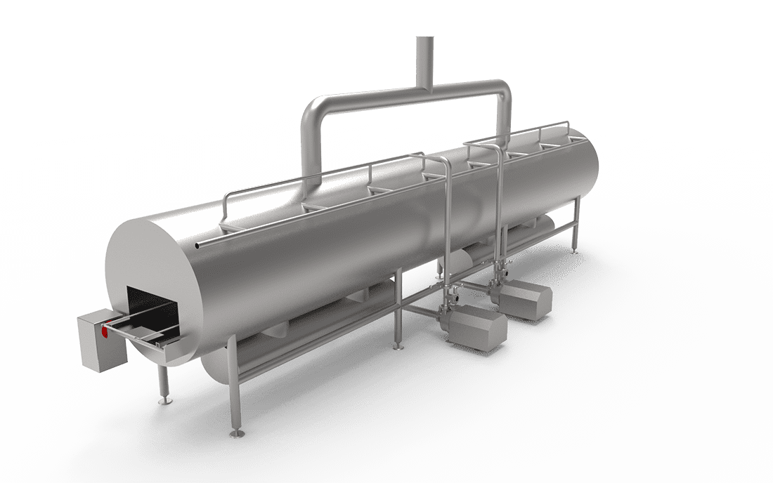 Lavadora de Multimoldes